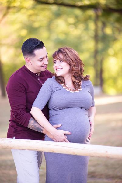 Jade & PJ Maternity