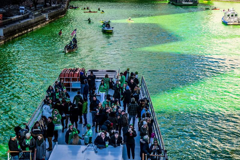 Chicago St. Patrick's Day Celebrations