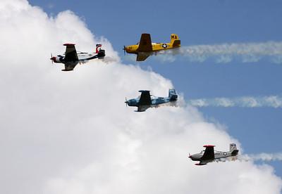 Air Show & Parade