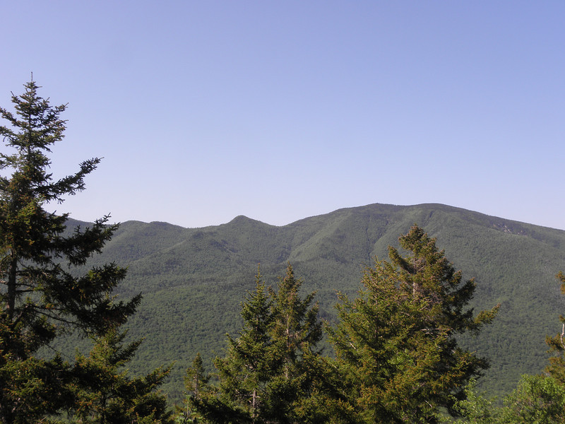 Scar Ridge and Middle Scar Ridge