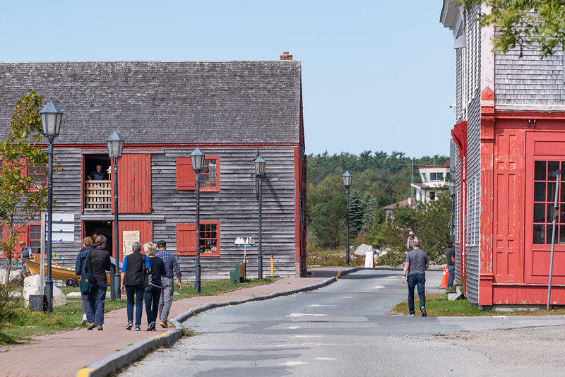 Shelburne's historic waterfront