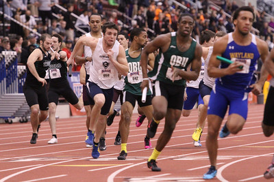 M-Mile Relay-2014 NAIA Indoor Track and Field National Championships