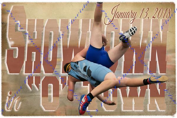"ALL TEAMS - Showdown in ""O"" Town - Jan 13, 2018"