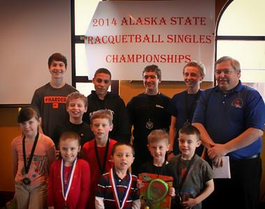 2014 Alaska State Singles