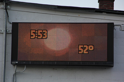 52 Degrees, Morning, South End of Tamaqua (7-25-2013)