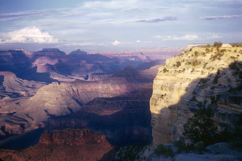 Sunset from Hopi Point at Grand Canyon National Park