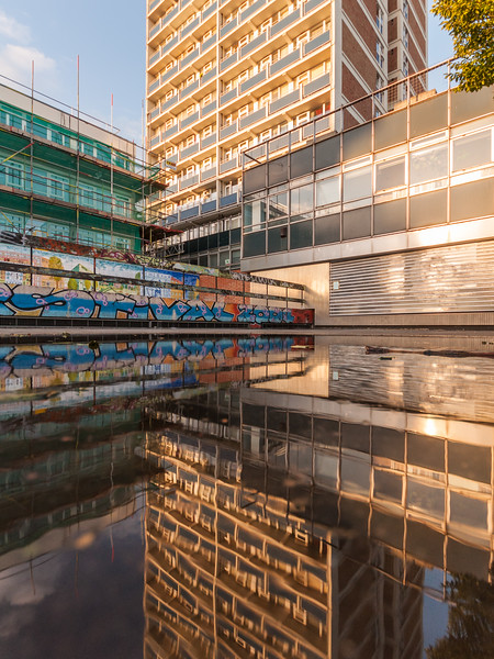 Old Street reflections