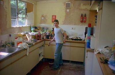 Work at Hut 2006