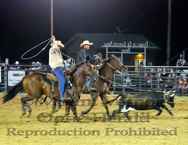 2016 Team Roping Saturday 9/3/2016