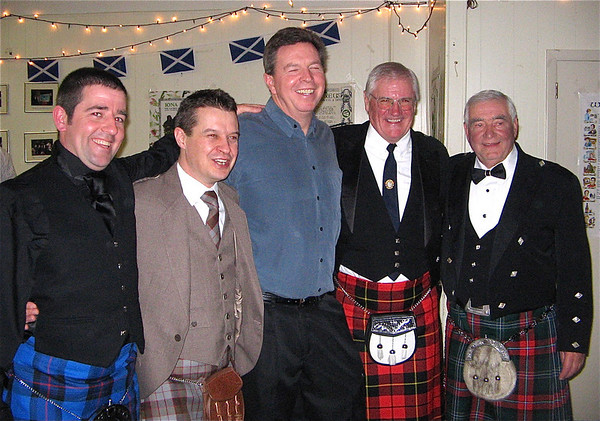 Burns Night 2010