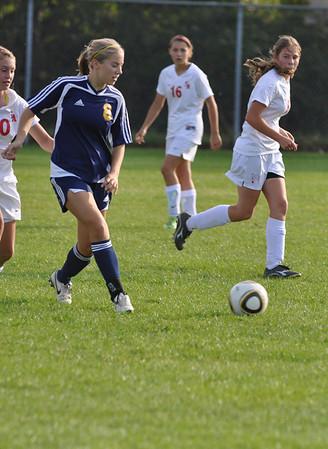 SA vs. WA Girls High School Soccer