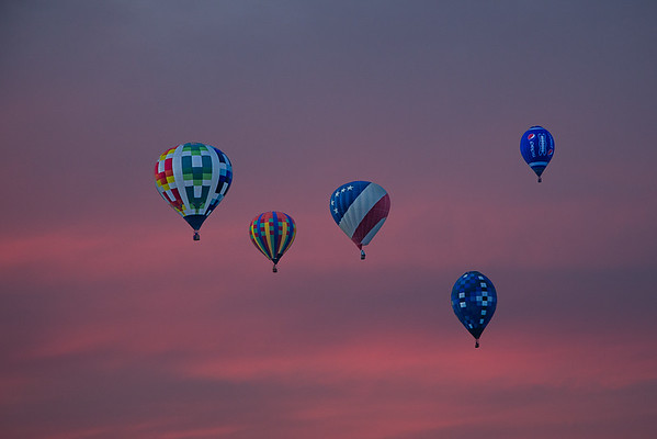 May 28-29, 2016 Decatur AL Balloon Jubilee