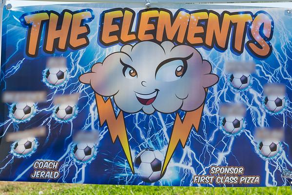 Ice Breakers vs. The Elements