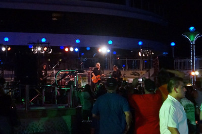 Georgia Satellites on the Simple Man Cruise