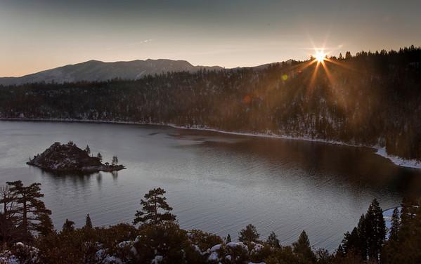 Lake Tahoe Nov 2009