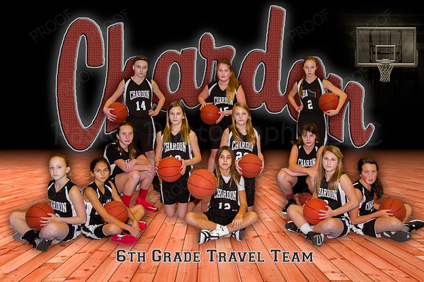 Chardon 6th Grade Travel Basketball