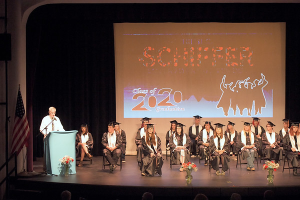 John C. Schiffer Graduation 2020