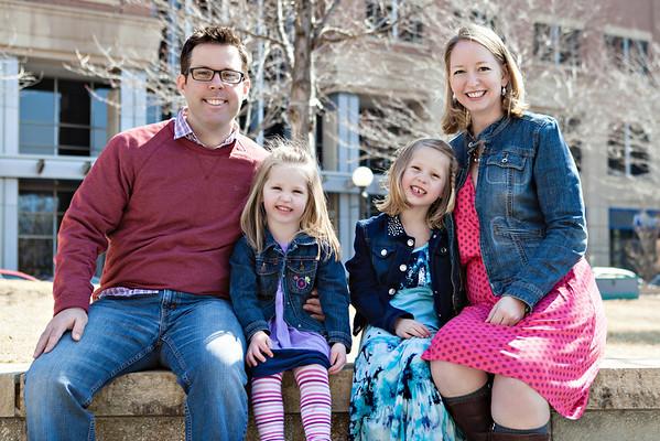Ramsden Family 2014