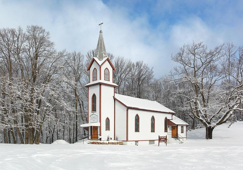 St. Matthias Chapel - Auburn, WI