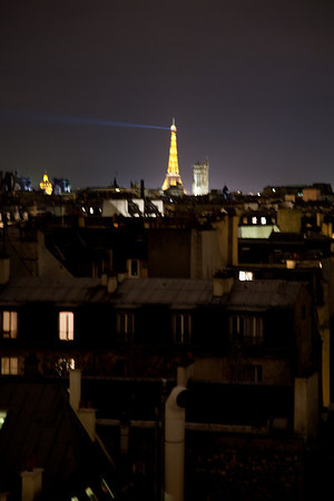 Paris Rooftops 2010