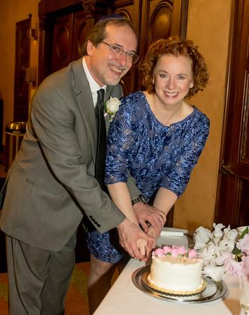Heather & Michael Wedding ceremony
