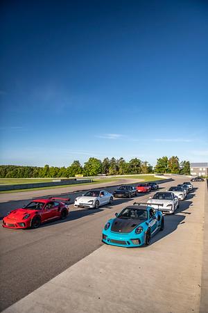 Porsche Canada Track Experience