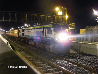 Portarlington (Rail), 28-11-2008