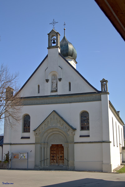 Pfarrkirche Andelsbuch, Vorarlberg, 04/01/2019 This work is licensed under a Creative Commons Attribution- NonCommercial 4.0 International License