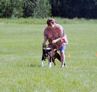 CAT Lure Coursing July 21, 2013