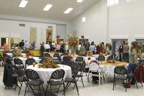 Thanksgiving Fellowship 2004