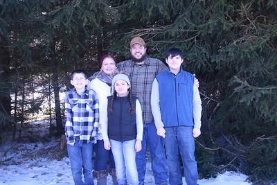 12-9-18 Cotten Christmas Tree Mini