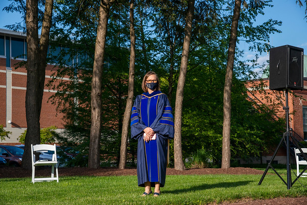 2021 Doctoral Hooding