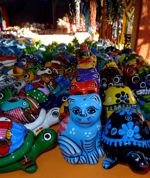 Souvenirs for sale