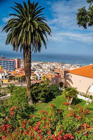 Tenerife December 2015