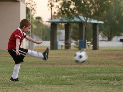 Dragans -NYS Soccer - 5 yr olds 2007