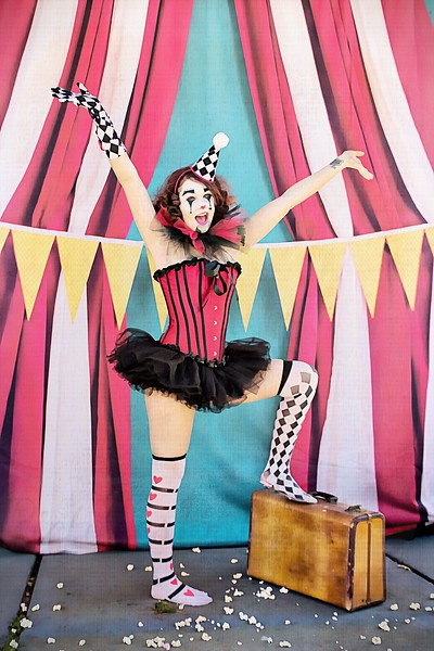 Kaylee Koonce, Vintage Circus