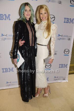 Taylor Bagley and Beth Ostrosky Stern