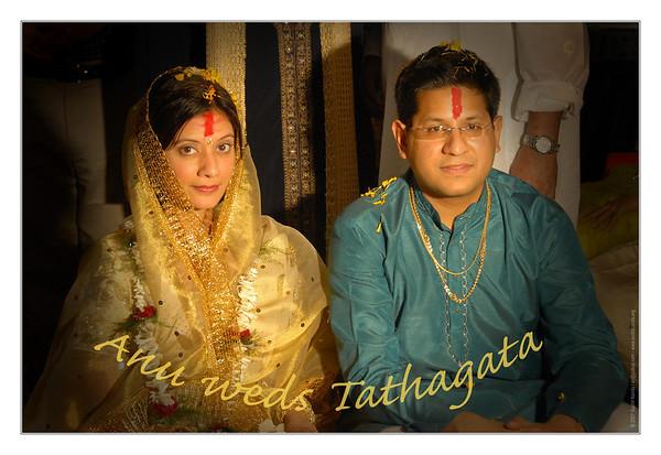 Anu Bahl & Tathagata (Todd) Bose's Wedding Dec'07
