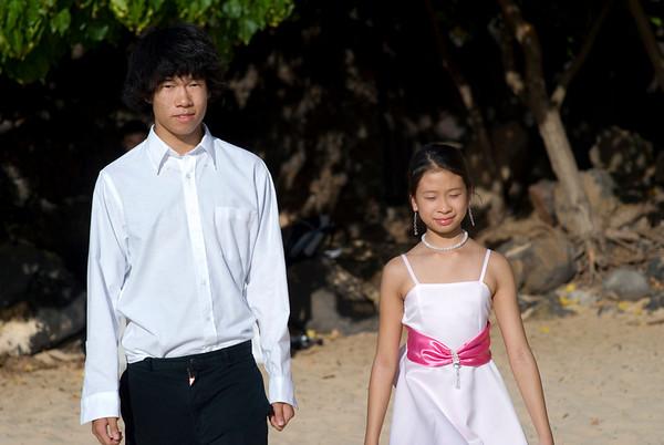 Maui Hawaii Wedding Photography for Pang 08.22.07