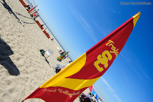 USC Sand Volleyball v LMU - 2012