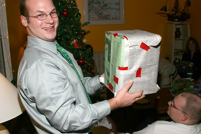 Christmas Party 2005