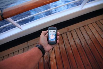 Day at Sea  Nov 25