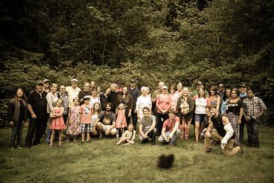 Ryen Carman Family Reunion