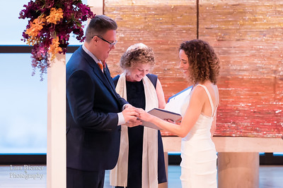 Carrie and Skot Ceremony