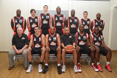 Heat Team Shots 2010-11