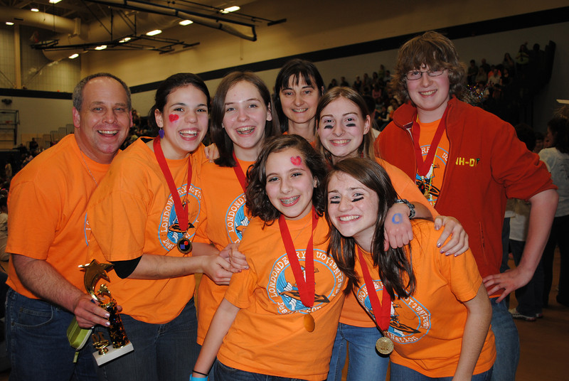 Do or DI, Secondary Level, second place Londonderry School DistrictLondonderry130-65896