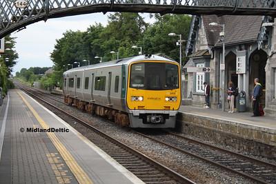 Portlaoise (Rail), 11-06-2016