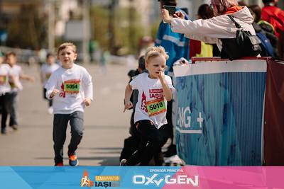 Cursa Baieti 6-8 Ani - Semimaraton Iasi 2019