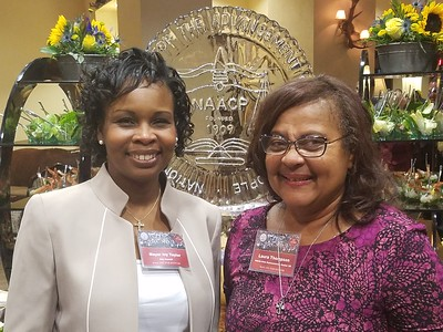 NAACP National Convention in San Antonio 2017