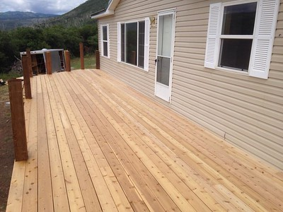 The Patio Deck